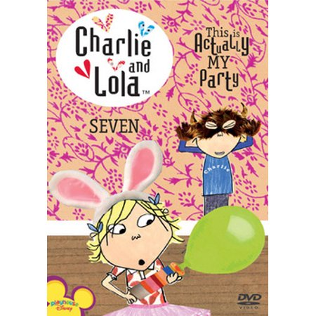 Charlie & Lola Volume 7: This Is Actually My Party - Charlie E Lola Halloween