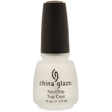 China Glaze Nail Polish, No Chip Topcoat, 0.5 oz