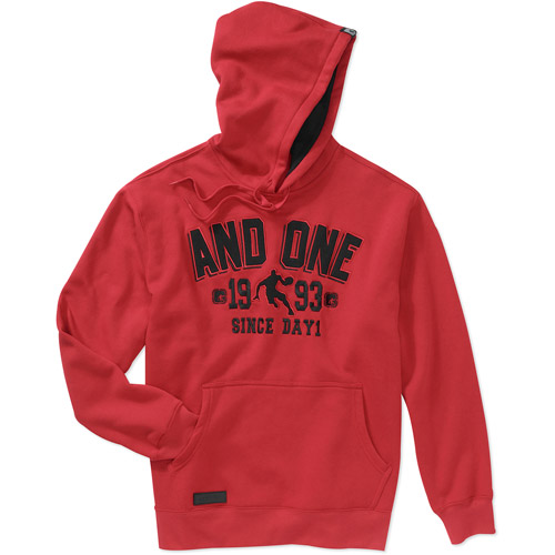 And 1 - Men's Home Court Pull Over Hoody