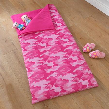 Kidkraft Pink Camo Sleeping Bag 77022
