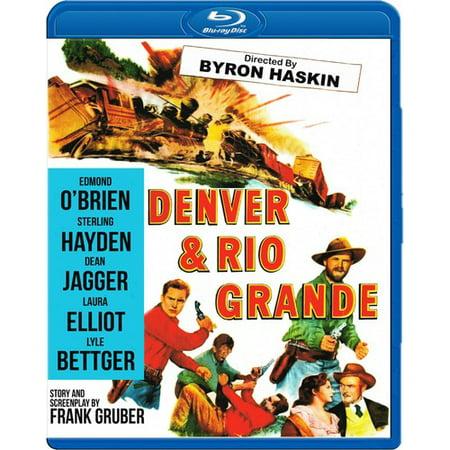 The Denver And Rio Grande (Blu-ray)