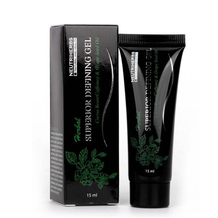 (3 Neutriherbs Naturals Body Wraps Defining Gel Really works to Tone Tighten and Firm (3 x15 ML))
