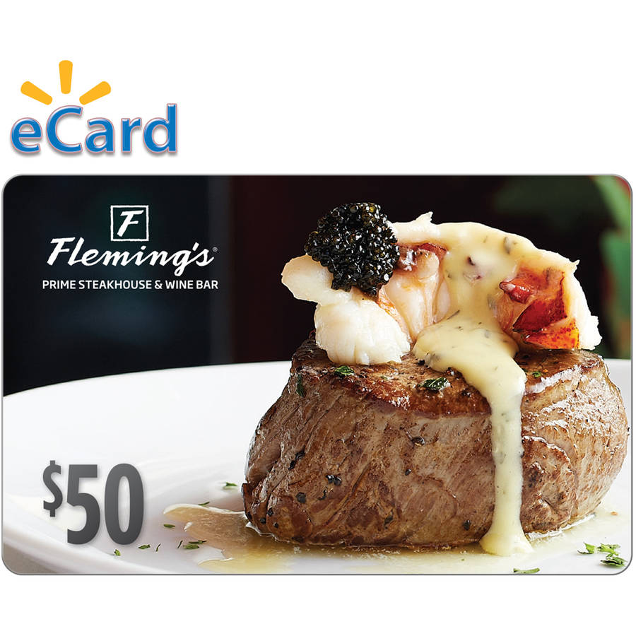 Flemings $50 (Email Delivery)