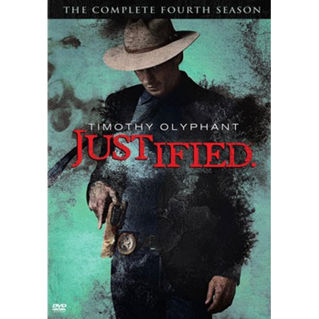 Justified: The Complete Fourth Season (DVD) ()