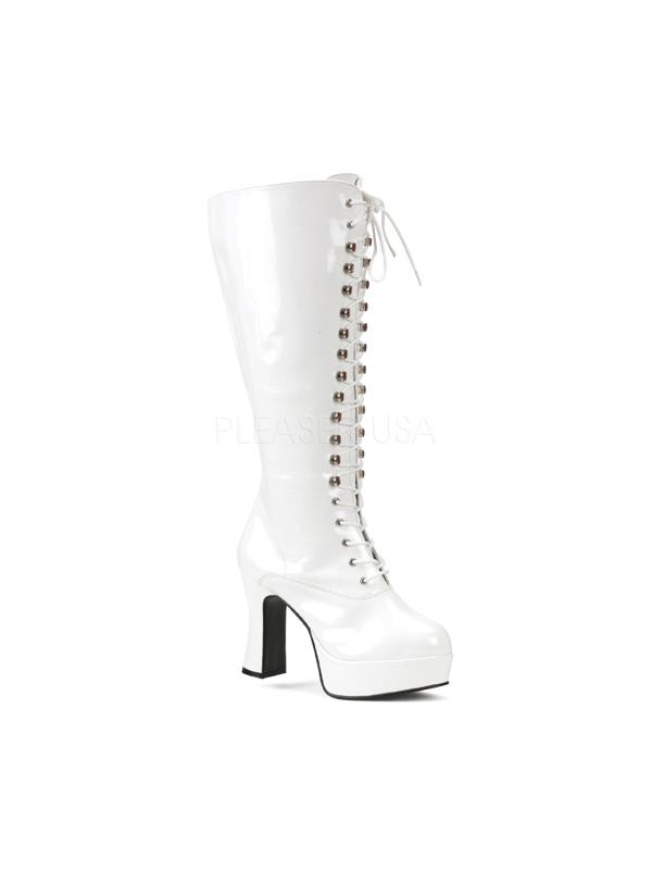 EXO2020X/W Funtasma Plus Sizes & Wide Width/Shaft Shoes WHITE Size: 8