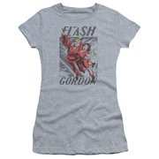 Flash Gordon To The Rescue Juniors Short Sleeve Shirt