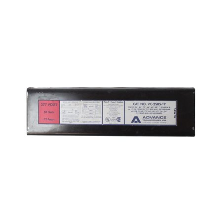 Philips ambistar 40 watt 2 lamp t12 rapid start high frequency philips advance vc 2s85 tp magnetic ballast 2 lamp f96t12 96w sciox Images
