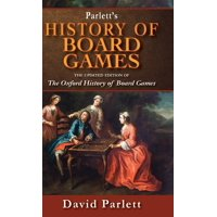 Oxford History of Board Games (Hardcover)