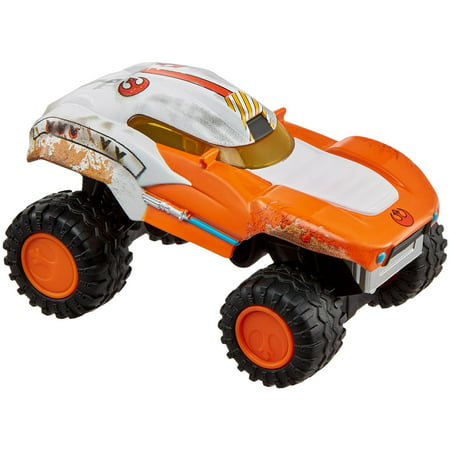 Hot Wheels Star Wars Luke Skywalker All Terrain