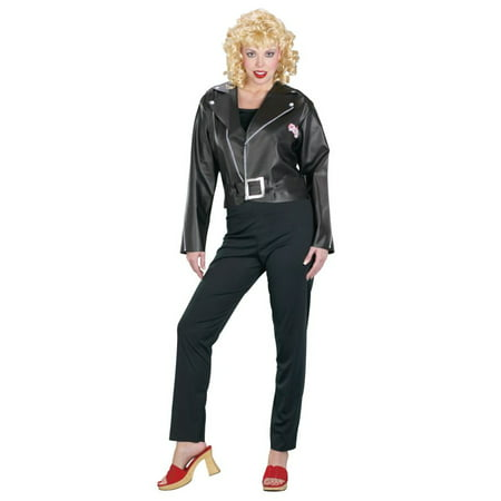 Plus Size Sandy Grease Costume (Grease Sandys Cool Costume)