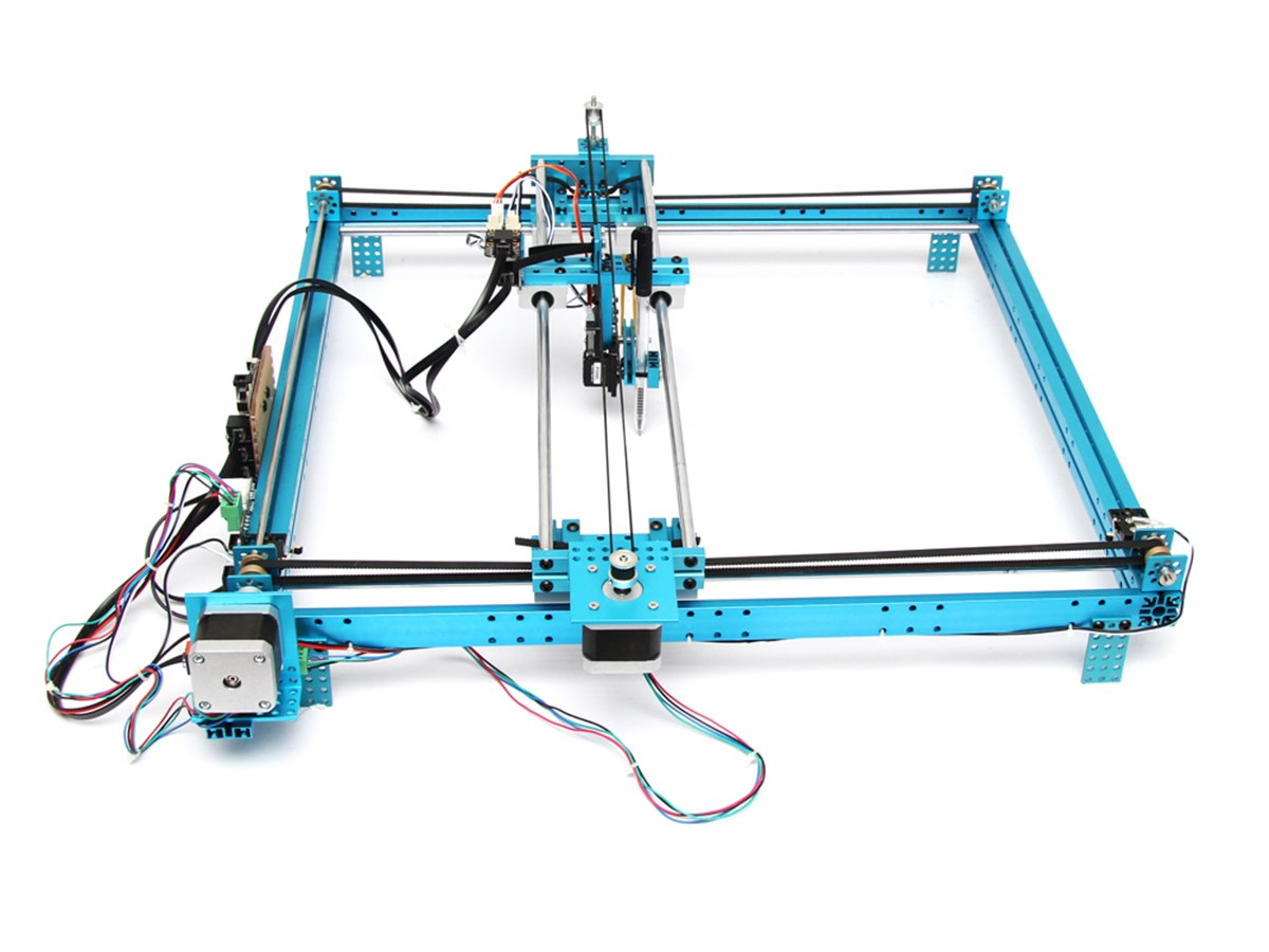 XY-Plotter Robot Kit V2 0, Advanced