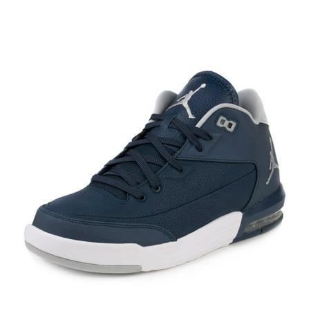 Nike Mens Jordan Flight Origin 3 Midnight Navy/White 820245-401 -  Walmart.com