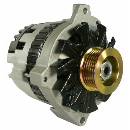 DB Electrical HO-8137-7-160 New Alternator For High Output 2.5L 2.5 Eagle Premier 88 89 90 1988 1989 1990, 3.3L 3.3 Oldsmobile Cutlass Ciera 92 1992 1101271 33003511 JR775148 8110