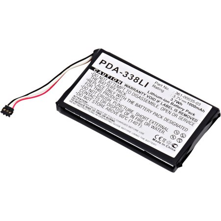Ultralast Replacement GPS Battery 3.7 Volt Lithium Ion