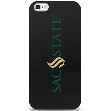 OTM Essentials California State University, Stanislaus Cell Phone Case for iPhone 6/6s - Black OTM Essentials California State University, Stanislaus Cell Phone Case for iPhone 6/6s - -
