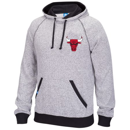 "Chicago Bulls Adidas NBA ""Originals"" Mens Pullover Hooded Sweatshirt by"