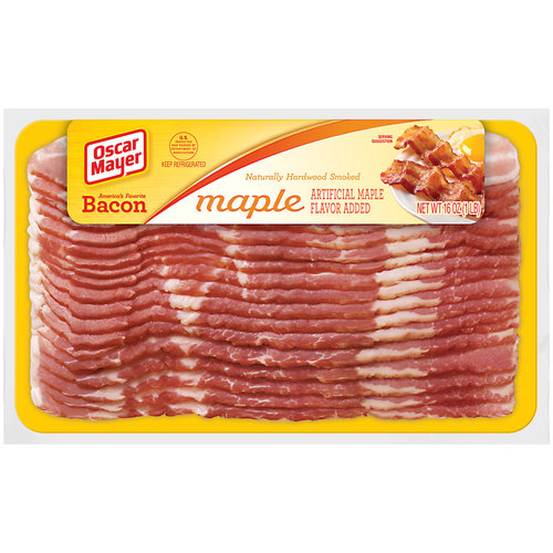 Oscar Mayer Maple Bacon, 16 oz