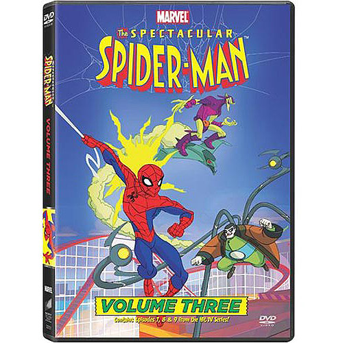 The Spectacular Spider-Man, Vol. 3 (Full Frame)