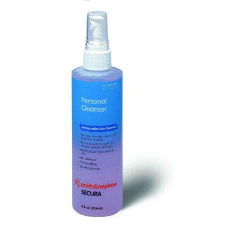 Total Perineal Care - Secura Perineal Wash Personal Cleanser, Scented, 8 Ounce Bottle - Each
