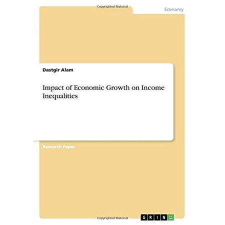 Impact Of Economic Growth On Income Inequalities