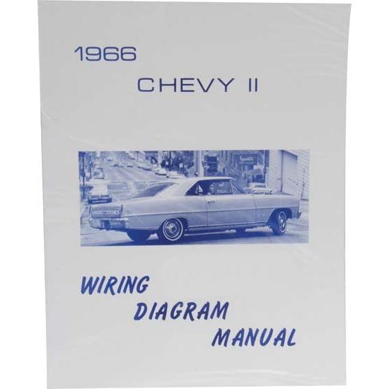 [TBQL_4184]  Jim Osborn MP0105 1966 Chevy II/Nova Wiring Diagrams - Walmart.com -  Walmart.com | 1966 Chevy Nova Wiring Diagram |  | Walmart