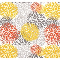 Jordan Manufacturing Outdoor Fabric By The Yard, Bloom Citrus