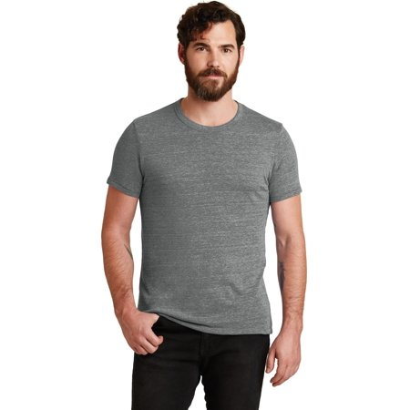 Alternative Apparel P.E. Tee Shirt. ECO GREY. S. - Monk Clothes