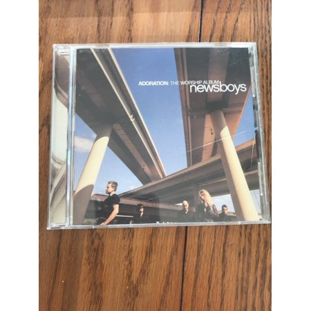 Newsboys : Adoration: Worship Album CD Ships N 24h