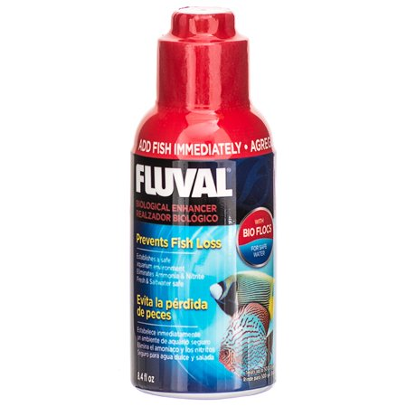 Biological Waterfall - Fluval Biological Enhancer, 8.4 oz