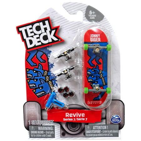 Tech Deck Series 7 Revive Mini Skateboard