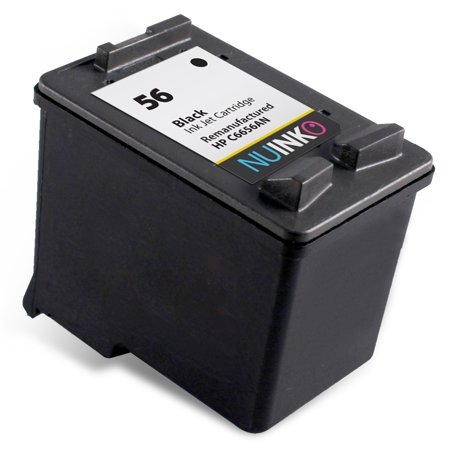 nuinko remanufactured hp 56 ink cartridge replacement for hp psc 1315 psc 2410 psc 1110 psc 2175. Black Bedroom Furniture Sets. Home Design Ideas