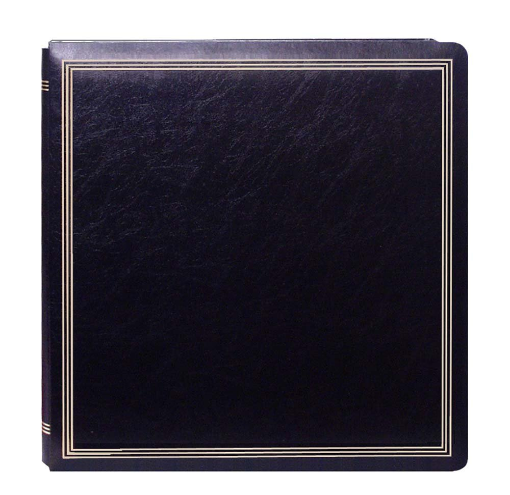 Pioneer PMV206 X-Pando Magnetic Photo Album (Black)