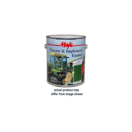 Majic Paints 8-0973-1 Majic Tractor and Implement Enamel, Gallon - School Bus Yellow