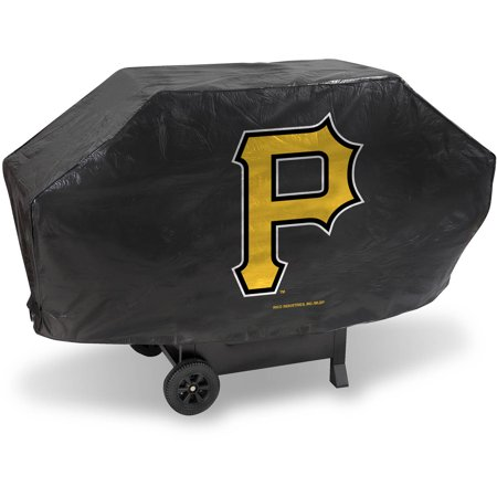 MLB Rico Industries Deluxe Grill Cover, Pittsburgh Pirates