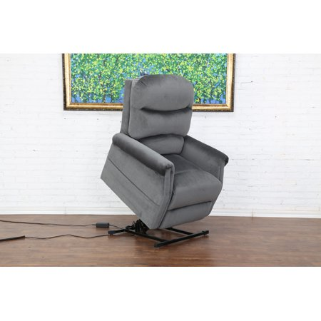 Classic Plush Power Lift Recliner Living Room -