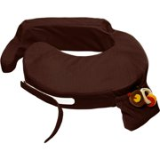 My Brest Friend - Deluxe Feeding and Nursing Pillow, Chocolate