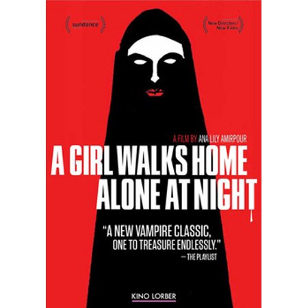 A Girl Walks Home Alone at Night (DVD) - Buzz Home Alone