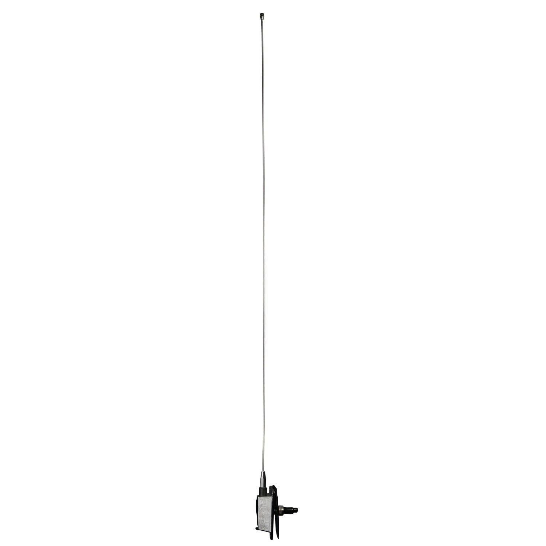 Metra Side Mount Triangle Shape Base - Range - Am, Fm - 87 Mhz To 108 Mhz - Vehicle, Radio Communicationmast (44-us51)