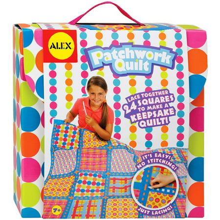 ALEX Toys - Patchwork Quilt Kit