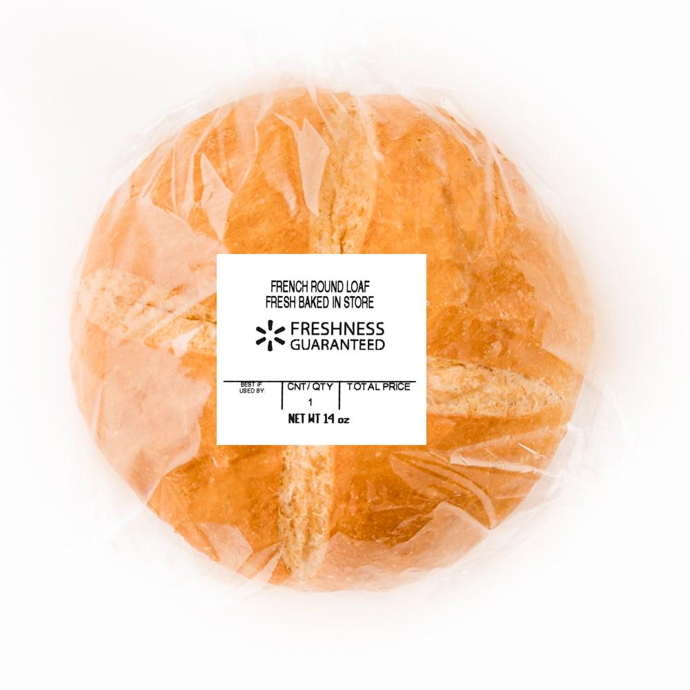 Freshness Guaranteed French Round Loaf, 14 oz