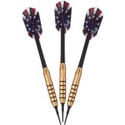 Viper Elite Brass Soft Tip Darts, 20g by GLD