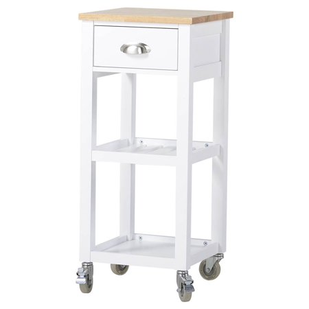 Homestar Kitchen Island Cart Walmartcom - Kitchen island cart walmart