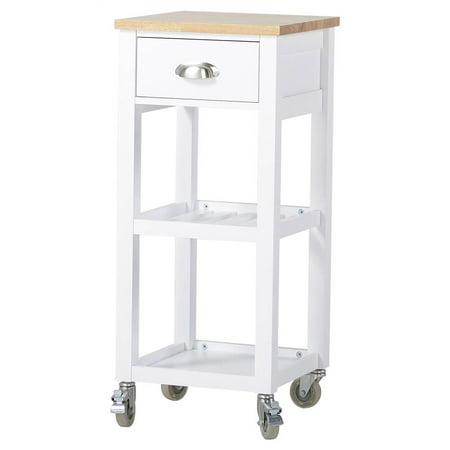 Homestar Kitchen Island Cart Walmartcom - Kitchen island cart walmart