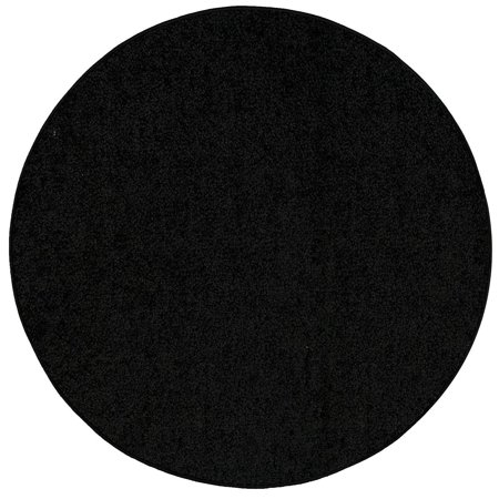 Broadway Collection Kids Favourite Area Rugs Black - 9' -