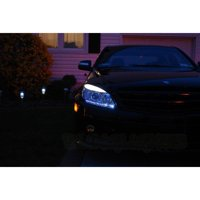 Mercedes-Benz C-Class LED DRL Strip Lights Day Time Running Lamps LEDs DRLs Strips W202 W203 W204