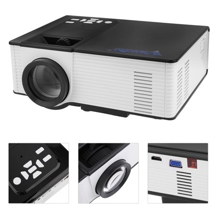 Hd 3D Projector Home Theater Cinema Data Show Support 1080P Digital Beamer