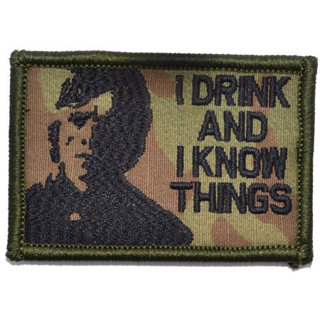 Thing 1 And Thing 2 Patches (Tyrion Lannister