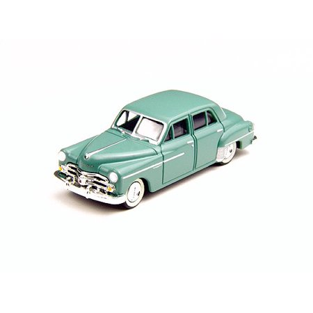 Classic Metal Works 30227 HO Mini Metals 1950 Dodge Meadowbrook 4-Door Sedan - -