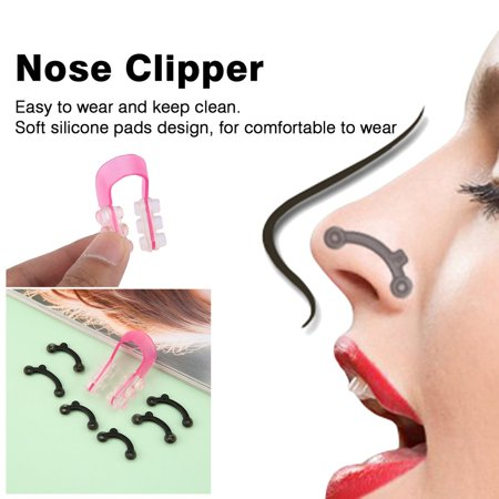 OUTAD 3D Nose Up Lifting Shaping Clip Nose Clipper Nose Shaper Kit Beauty Tool - image 4 of 13