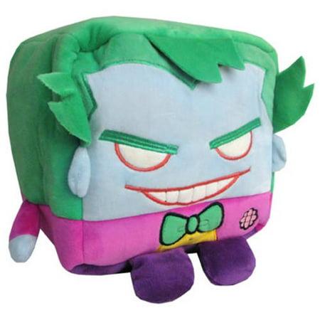 """Kawaii Cube Plush, 8"""", Joker"""